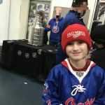 Stanley cup and youth hockey